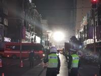 每经直击沈阳爆炸现场:居民称事发当天凌晨有清洁工人在太原南街闻到疑似煤气味