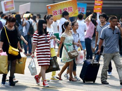 为什么中国大学生不能经济独立?图片