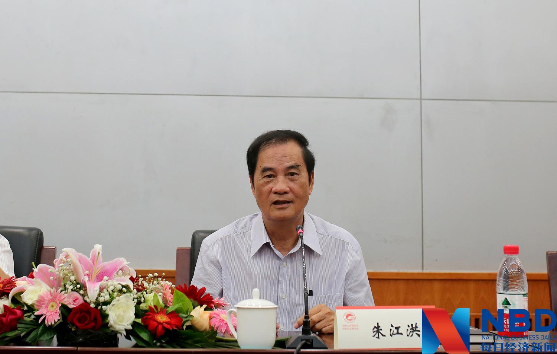 """格力电器创始人朱江洪: 与董明珠的矛盾是""""随机的解释"""""""
