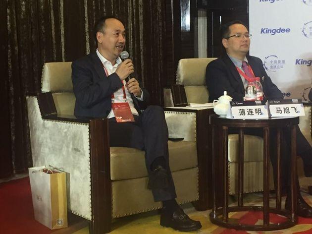TCL集团总裁薄连明:数字化不能光看短期效