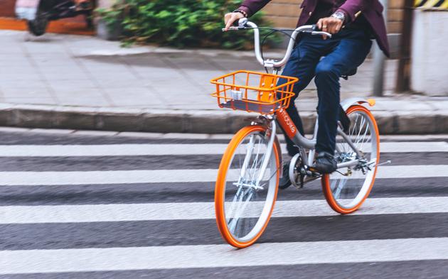 涨价了,共享单车你还骑吗?   _中欧新闻_欧洲中文网