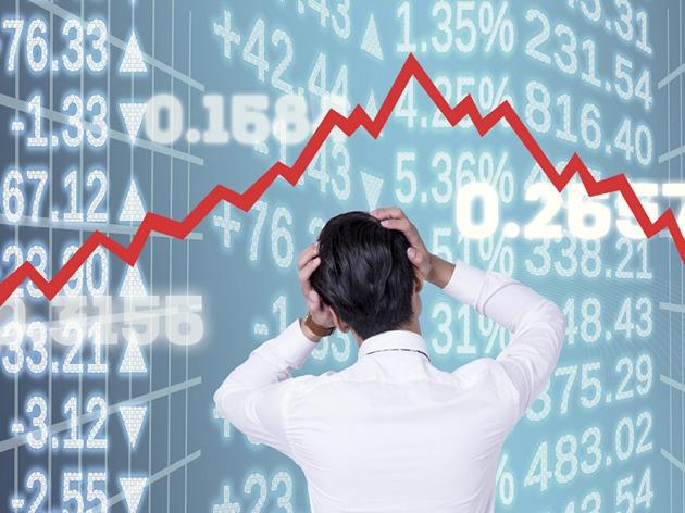 沪深指数两市下滑超出10%的股票总数显著增加