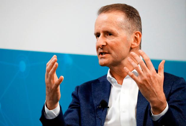 蘋果造車掀風浪,大眾CEO迪斯預言:出行公司將成全球最有價值公司