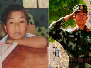 武警某部交通三支队上等兵陈伟,一名曾经在汶川地震中失去双亲担惊受怕的儿童。10年的成长,他终于变成了那个捍卫生命的人。如今,陈伟已是一名优秀的高原武警战士。