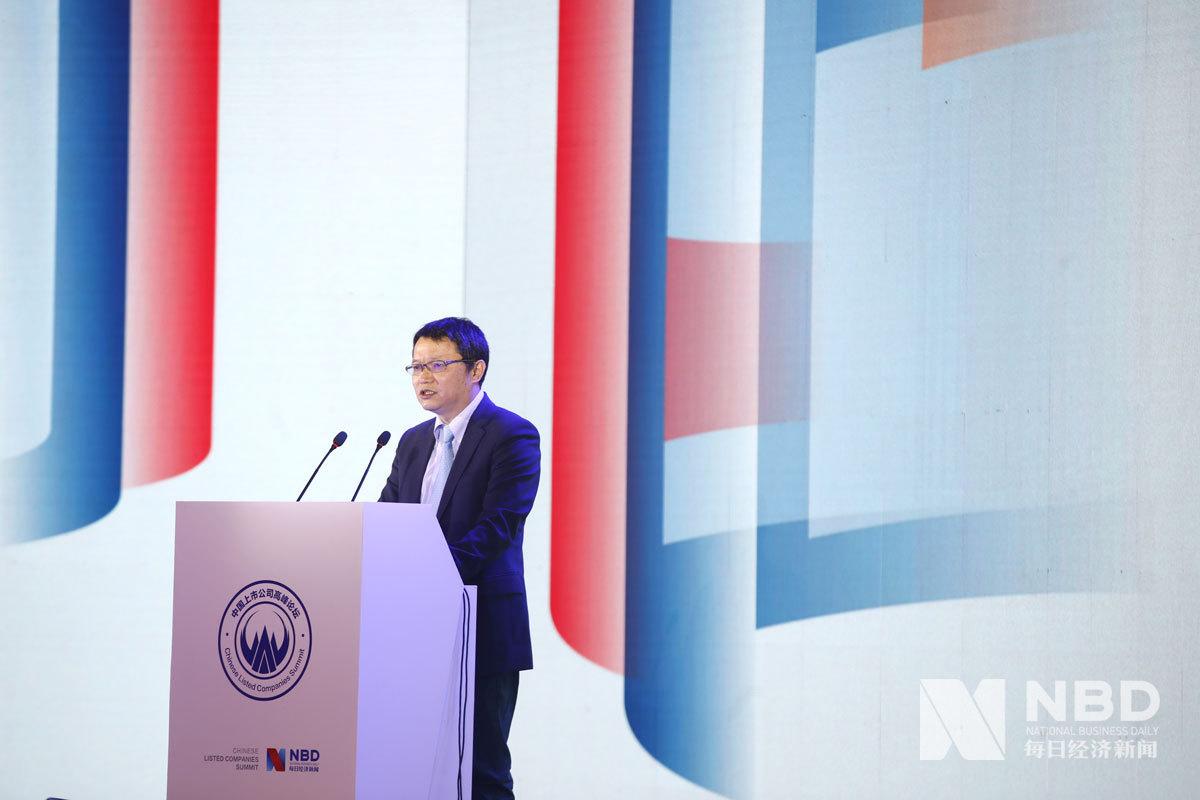 中证金融研究院副院长李东平谈到了资本市场的高质量发展